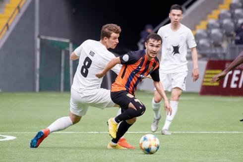 Еркебулан Нургалиев подвел итоги матча с футбольным клубом «Ertis»