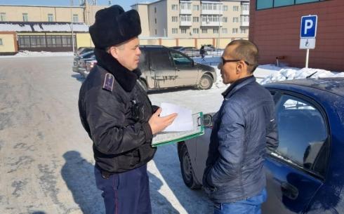 В рамках ОПМ за два дня в Караганде взыскано более полутора миллионов тенге штрафов