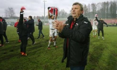 Казахстанец признан тренером года в Литве