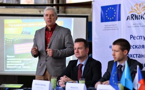 Стали известны результаты проекта специалистов из Чехии и карагандинского ЭкоМузея