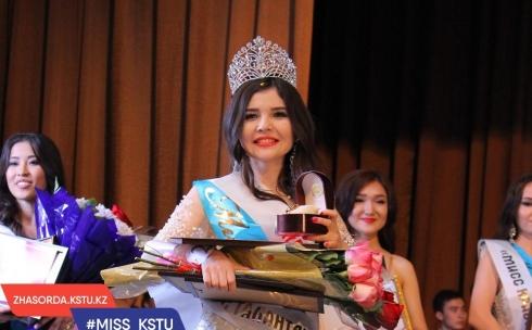 В Караганде прошел конкурс красоты «Мисс КарГТУ-2016»