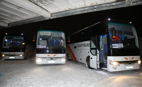 В Темиртау подвели итоги ОПМ «Автобус»