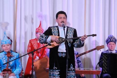 В Караганде проходит республиканский конкурс имени Мади Бапиулы среди традиционных исполнителей