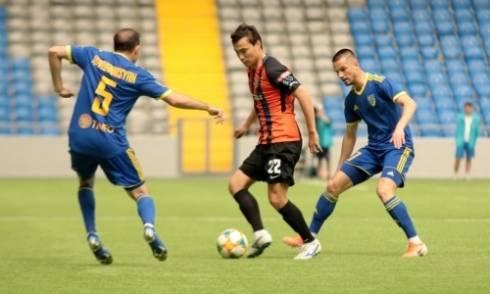 Марат Шахметов забил юбилейный гол в Премьер-Лиге