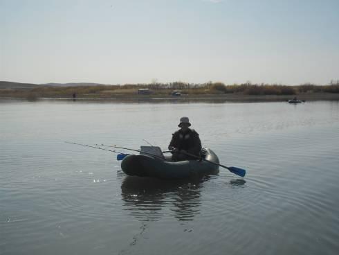 Правила безопасности в осенний период на водоёмах