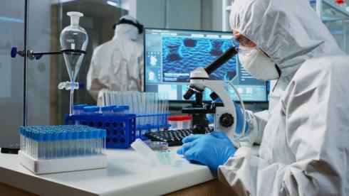 Новый штамм коронавируса выявили в Карагандинской области