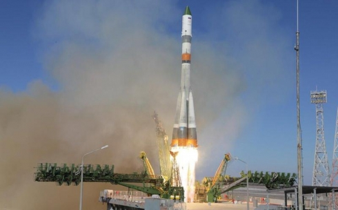 МОАП РК выразило позицию по ситуации с падением ступени ракеты