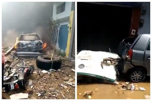 Выживший при крушении самолета в Пакистане рассказал о трагедии