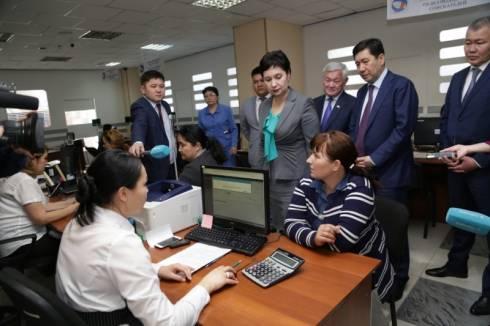 Гульшара Абдыкаликова находится в Карагандинской области с рабочим визитом