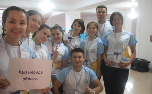 В Караганде прошел конкурс лучших волонтеров