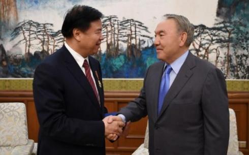 Энергетика - главный пункт сотрудничества с Китаем - Нурсултан Назарбаев