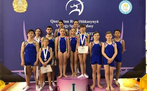 Карагандинские спортсмены успешно выступили на V летней республиканской спартакиаде
