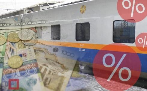 Весенние скидки на билеты на поезда