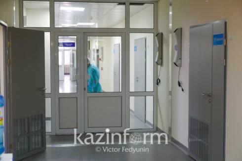 В Казахстане 62 заболевших