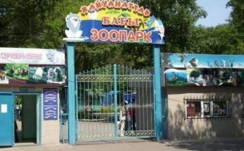В карагандинском зоопарке проведут санитарную обработку