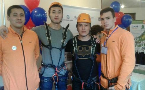 Молодые карагандинцы претворили в жизнь социально значимые идеи