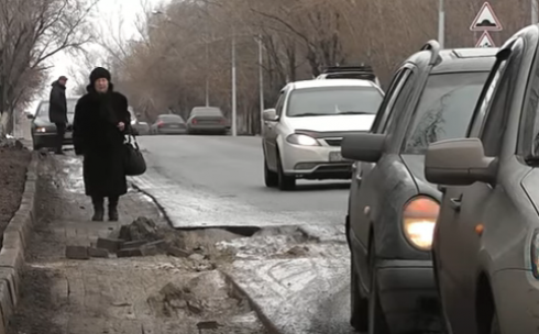 Как решить проблему плохих дорог в Караганде?