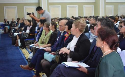 В Карагандинском медицинском университете обсудили социальную работу в здравоохранении