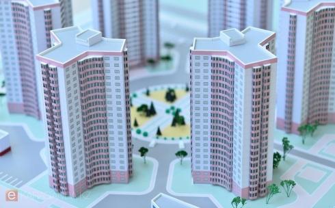 В Караганде прорабатывается вопрос выделения средств на строительство жилого комплекса «Трилистник»