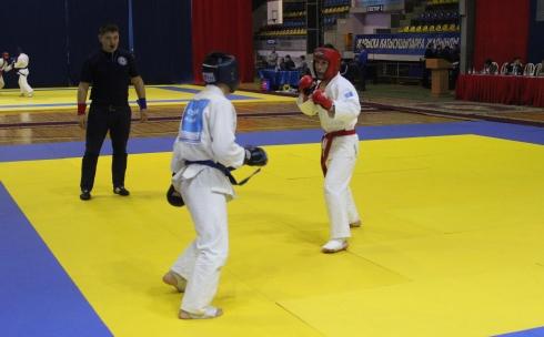В Караганде прошёл чемпионат РК по рукопашному бою