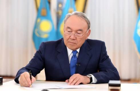 Елбасы и сотрудники Канцелярии Первого Президента перечислили однодневный заработок жителям Арыси