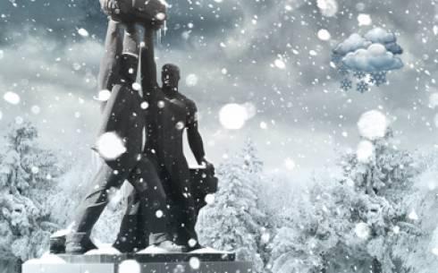 В Караганде сегодня 3 градуса мороза