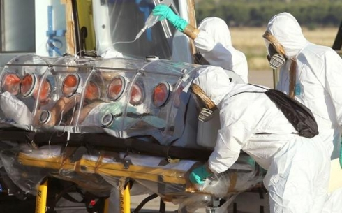 В Караганде усилены мероприятия по предупреждению завоза вируса Эболы