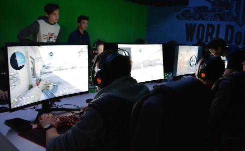 В Караганде завершился первый день турнира по «Counter-Strike: Global Offensive»