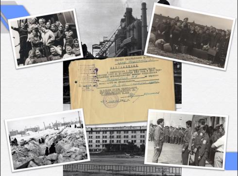 В онлайн-режиме прошло празднование дня столицы и 60-летия Темиртауской Магнитки