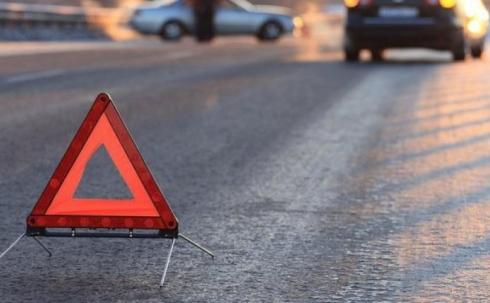 Водитель автомобиля «Lada» погиб в ДТП в Караганде