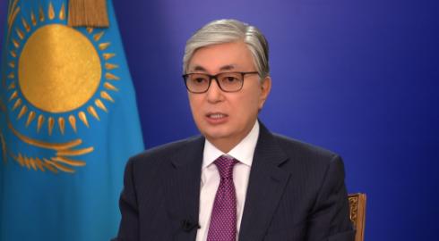 100 дней президентства Токаева показали на видео