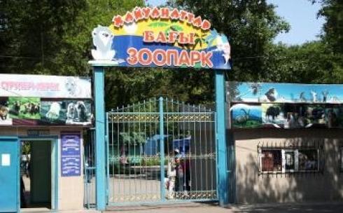 В Караганде зоопарк хотят передать в частные руки