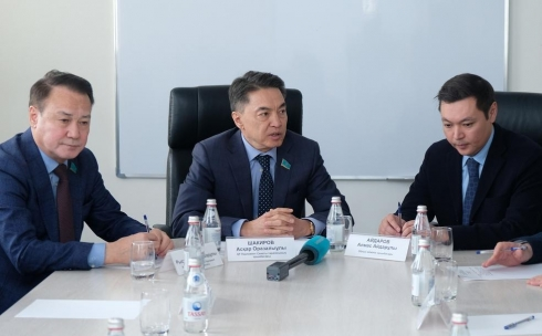 Вопросы донорства органов и вакцинации обсудили в Медицинском университете Караганды