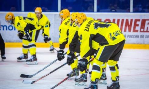 Принципиальное дерби. «Торпедо» одолело «Сарыарку» в овертайме матча ВХЛ