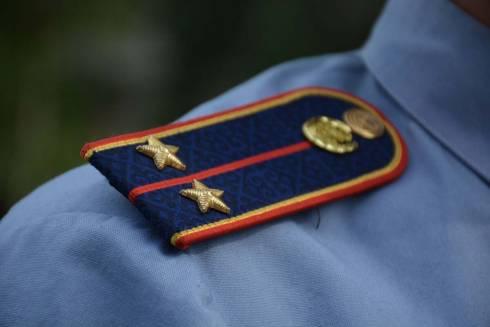 Пенсионерка поблагодарила сотрудника полиции Карагандинской области за поддержку и помощь
