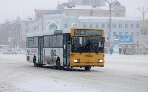 В Караганде водитель автобуса совершил наезд на ребенка