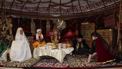 В Караганде начали праздновать Наурыз