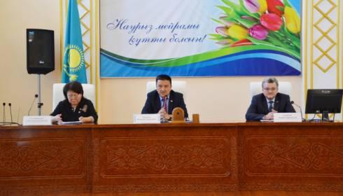 Карагандинскую область посетили судьи Верховного Суда