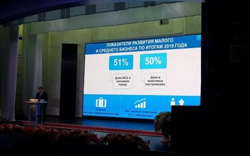 Доля МСБ в Караганде превысила 51%, - Нурлан Аубакиров