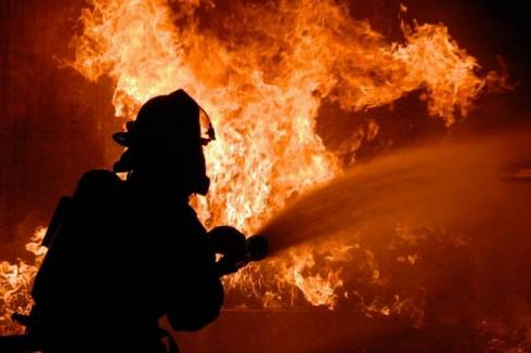 Свыше ста человек эвакуировали из-за пожара в шахте в Карагандинской области