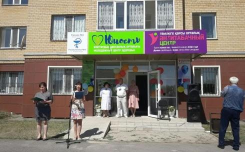 В Караганде появился Центр здоровья