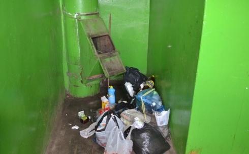 Кампания по запрету эксплуатации мусоропроводов в высотных домах Темиртау ударила по немощным горожанам