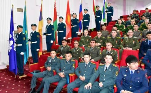 Международная военная олимпиада стартовала в Казахстане