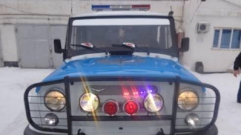 Списанные начальством авто реставрирует полицейский из Жезказгана