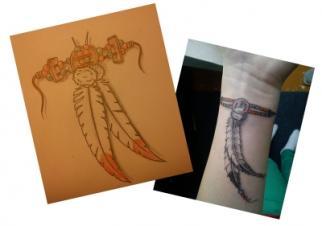 Татуировки в Караганде - взгляд и советы тату мастера