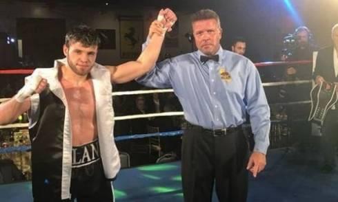 Мадиев нокаутом одержал 11-ю победу на профи-ринге