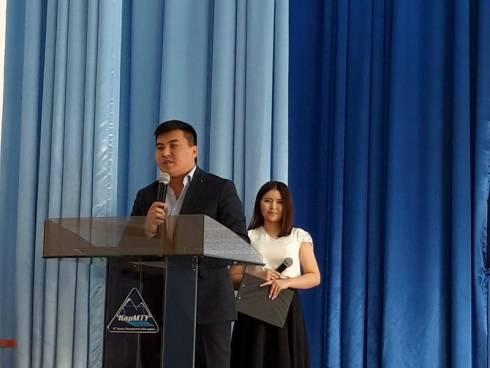 Молодежь Карагандинской области поддержала кандидата в Президенты от партии Nur Otan