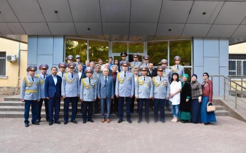 В Караганде отметили 27-летие казахстанской полиции