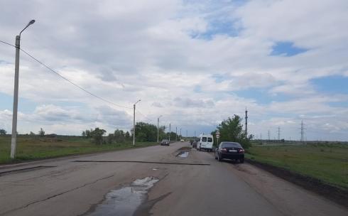 Карагандинские автомобилисты жалуются на аварийное состояние объездной дороги