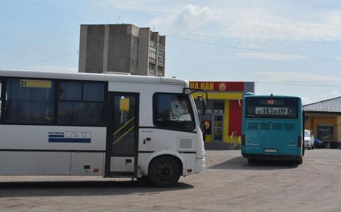 В некоторых карагандинских автопарках не знают, где их транспорт проходит техосмотр